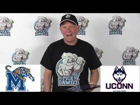 UConn vs Memphis 2/16/20 Free College Basketball Pick and Prediction CBB Betting Tips