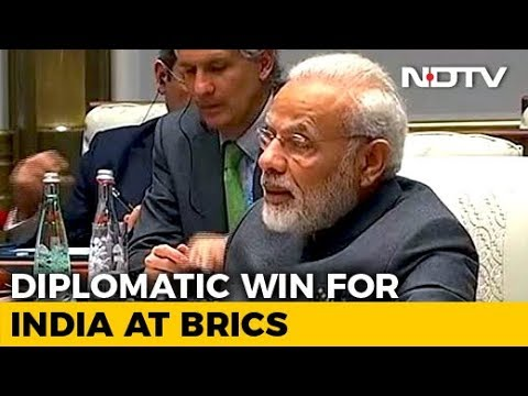 PM Narendra Modi's Speech At BRICS Emerging Markets and Developing Countries Dialogue