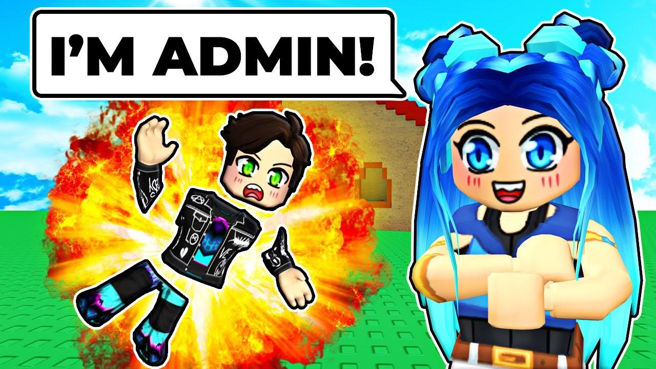 Download I have Roblox Admin Commands...