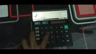 Bermain Game Dengan Kalkulator