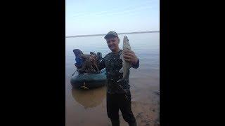 Яузское водохранилище ,рыбалка и отдых ! 2018