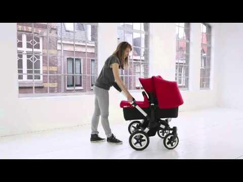 Dannenfelser Kindermöbel GmbH | Kinderwagen BUGABOO DONKEY DUO Schiebegriff Höhenverstellbar