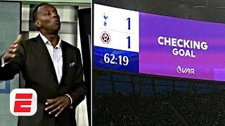 VAR has become a monstrosity in the Premier League – Shaka Hislop | ESPN FC