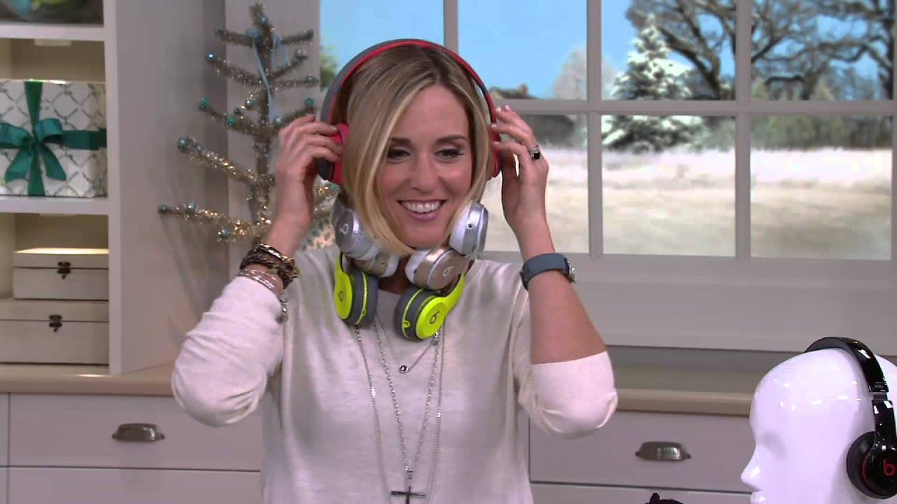 Beats by Dre Solo2 Wireless Headphones w/ App Package on QVC