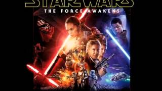 09 Follow Me and The Falcon (Film Edit) - Star Wars: The Force Awakens Extended Soundtrack