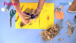 How to Make a Baby Bird Nest