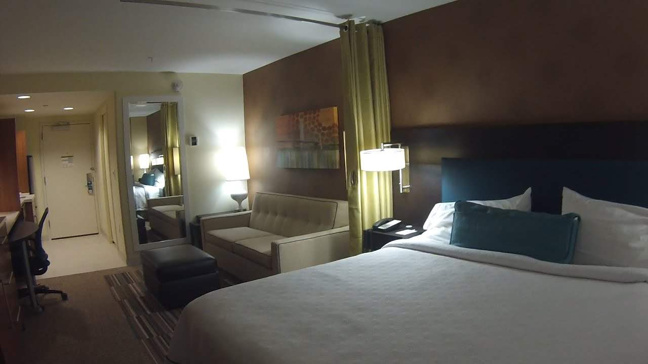 Home2 suites room tour omaha nebraska