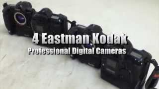 4 Eastman Kodak Company DCS 520 C Professional Digital Cameras for Sale on GovLiquidation.com