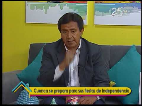 Cuenca se prepara para sus fiestas de Independencia