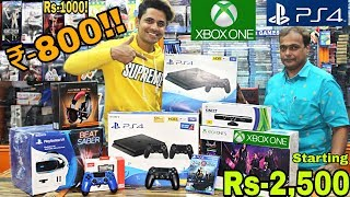 Xbox One | Ps4 Pro | Ps3 | Xbox 360 | Ps2 | In Cheap Price | gaming market | Hyderabad
