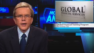 Global Financial Training follow up Interview on Moving America Forward