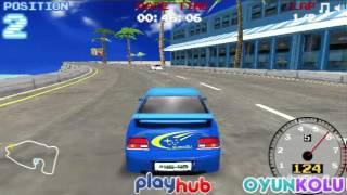 Araba Yarışı 2 Oyunu Oynanış Videosu