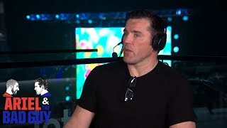 Chael Sonnen reacts to his Bellator 208 loss to Fedor Emelianenko | Ariel & The Bad Guy