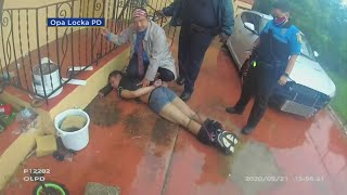 Opa-locka Police Department Faces Lawsuit Over Alleged Police Brutality