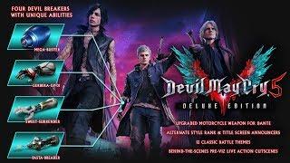 Devil May Cry 5: Tokyo Game Show 2018 Trailer Full Version  #DevilTriggered