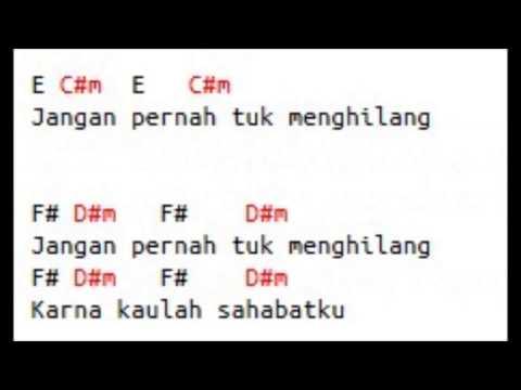 Free Download Chord Lirik Garasi Sahabat Mp3 dan Mp4