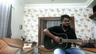 dooba dooba rehta hoon guitar for beginners by RajasGayal