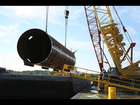 Suction Piles - How they are made and what they are used for