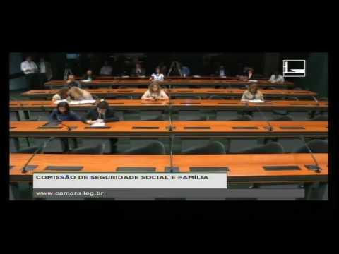 SEGURIDADE SOCIAL E FAMÍLIA - Audiência Pública - 10/11/2016 - 14:40
