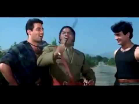 Aamir Khan & Johnny Lever's epic Comedy Scene from Mela movie