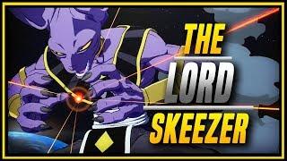 DBFZ ➤ SkeezerMui The One And Only True Beerus [ DragonBall FighterZ ]