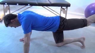 Renforcement musculaire de la hanche