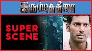 Irumbu Thirai - Super Scene 7   Vishal   Arjun Sarja   Samantha Akkineni