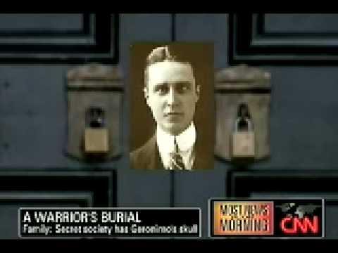 CNN probes Did Prescott Bush steal Geronimos skull