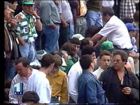 29J :: Leiria - 1 x Sporting - 0 de 1996/1997