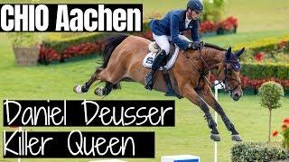 Killer Queen macht ihrem Namen alle Ehre! ✨ | Sieg mit Daniel Deusser 🥇 |CHIO Aachen