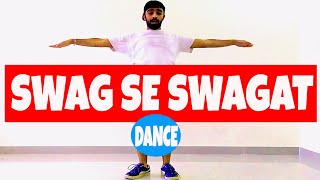 Swag Se Swagat Dance Choreography Video ||  Tiger Zinda Hai || ft Manu Parihar || filmER
