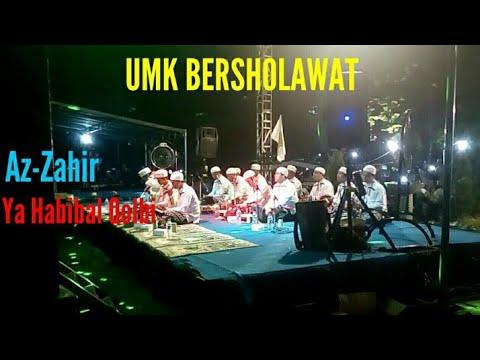 Az Zahir - Ya Habibal Qolbi (UMK Bersholawat 2018)