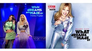 What Dreams Are Made Of (TRISHA PAYTAS/LIZZIE MCGUIRE COMPARISON)