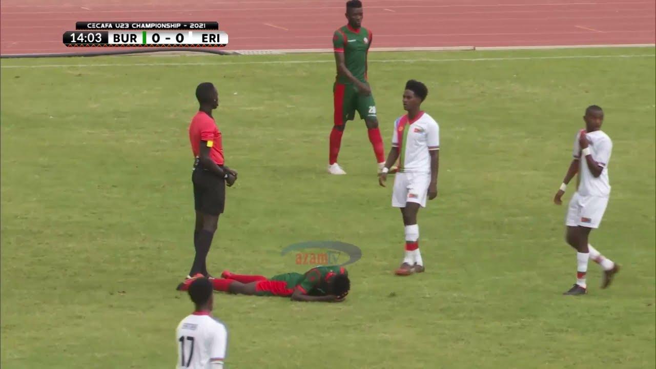 Download Magoli |  Burundi 3-0 Eritrea | CECAFA U23 Challenge Cup 21/07/2021