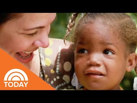 Lisa Harper's Story Of Adoption And Redemption | TODAY