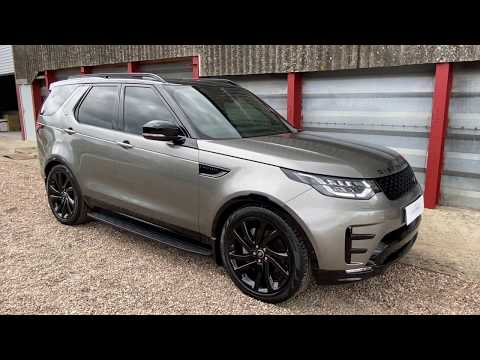 2019 Facelift Land Rover Discovery 3.0 SD V6 306BHP  HSE Lux