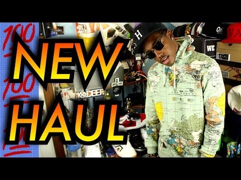 Dat New New Karmaloop HAUL   HUF   10Deep   Crooks & Castles   Dope Couture