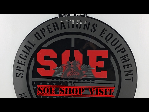 Special Operations Equipment (SOE) Shop Visit in Camden