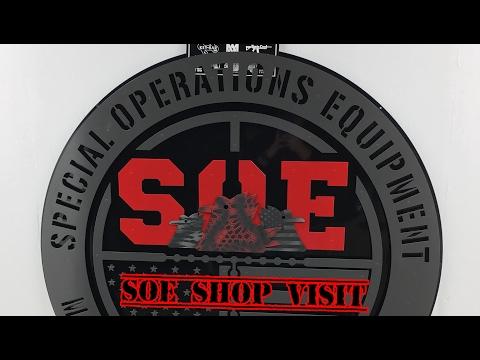 Special Operations Equipment (SOE) Shop Visit In Camden