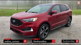The 2019 Ford Edge ST Is Really Just A Better Edge Sport