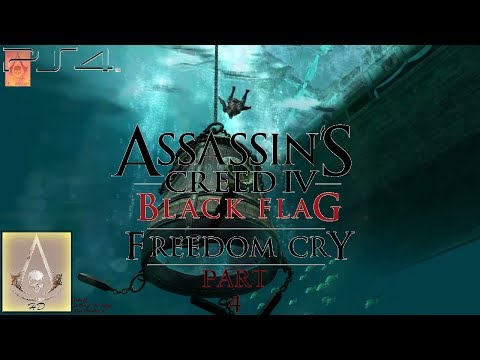 Assassin's Creed: Freedom Cry [ PS4 ] - Walkthrough Part 4
