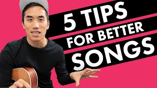 5 Easy But Powerful Songwriting Tricks!