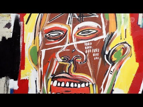 Basquiat: Boom for Real. Retrospective at Schirn Kunsthalle Frankfurt