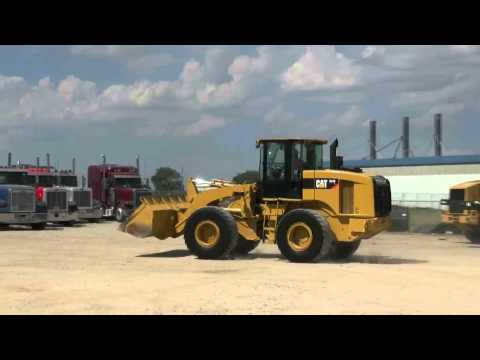 2008 Caterpillar 924GZ Stk#CA1152