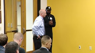 RAW VIDEO: Mike Tomlin Discusses National Anthem Controversy