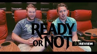 READY OR NOT Movie Review | Tavern Talk