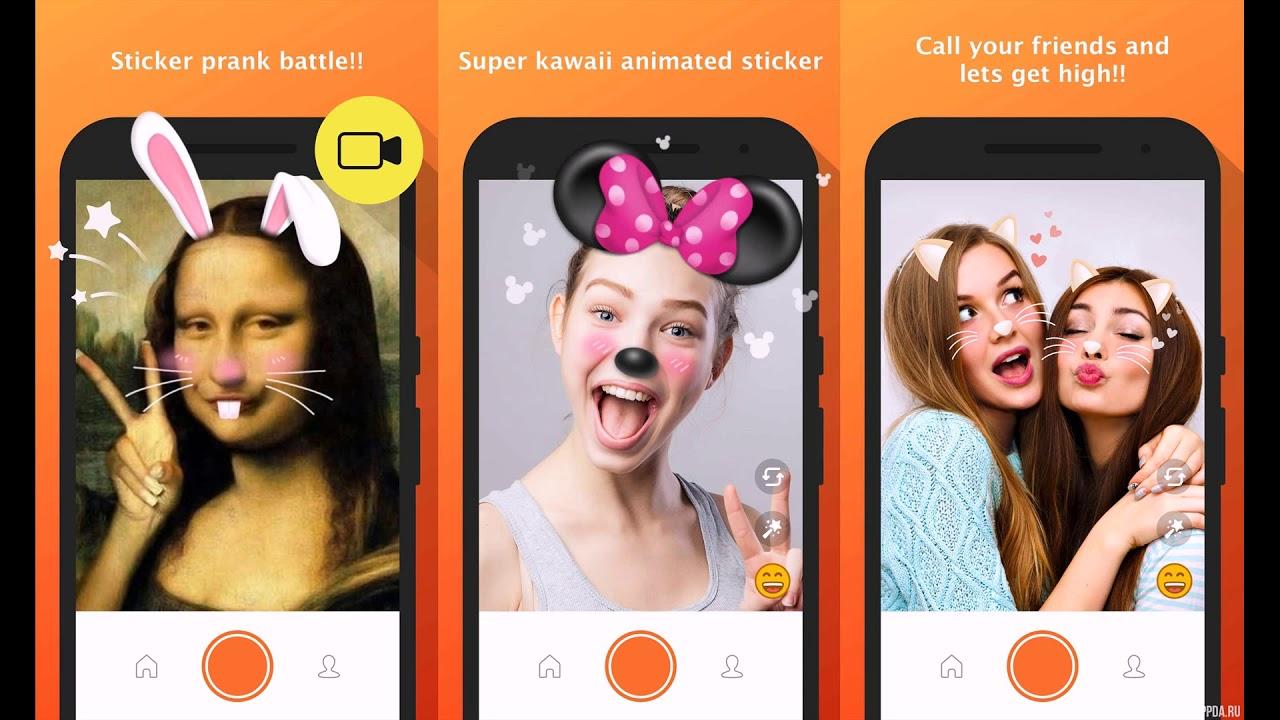 приложение для телефона фоторедактор с пузырьками