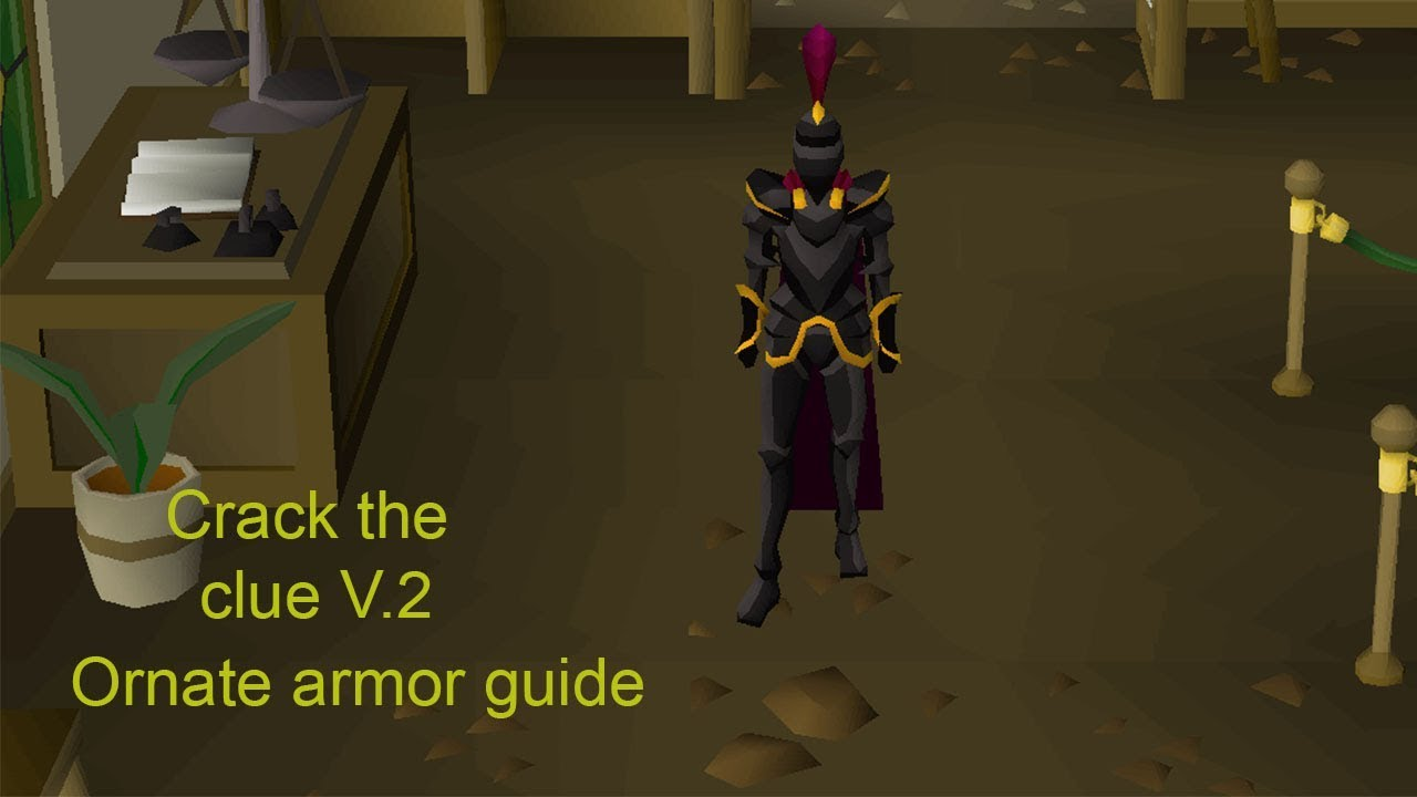 crack the clue osrs