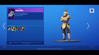 September 9, 2019 Fortnite item shop today showcase!! NEW SKIN TODAY