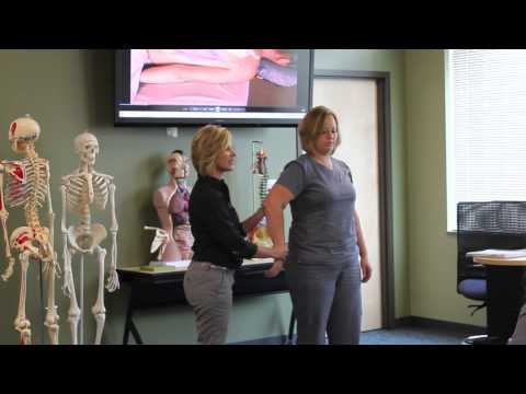 Neuromuscular Massage Therapist Program Video - Moultrie Technical College